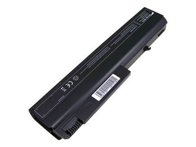 CP Technologies WorldCharge Battery for HP 6510B 6710S 6715B NC6100 NC6200 NC6400