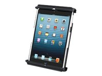 Ram Mounts TAB-TITE Universal Clamping Cradle for the iPad mini with Case, Skin or Sleeve