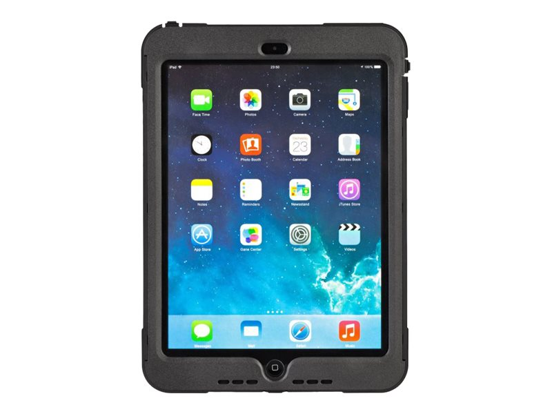 Targus Rugged Max w  Stand iPad Air 2 9.7, Black, THD125USZ, 18017492, Carrying Cases - Tablets & eReaders