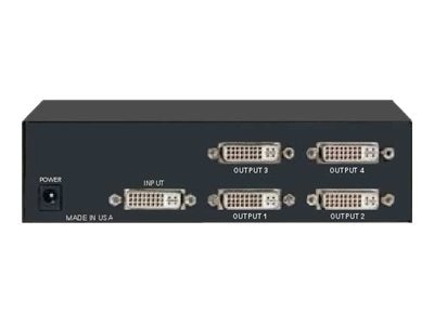 Rose VSP-4 DVI Video Splitter  1x4