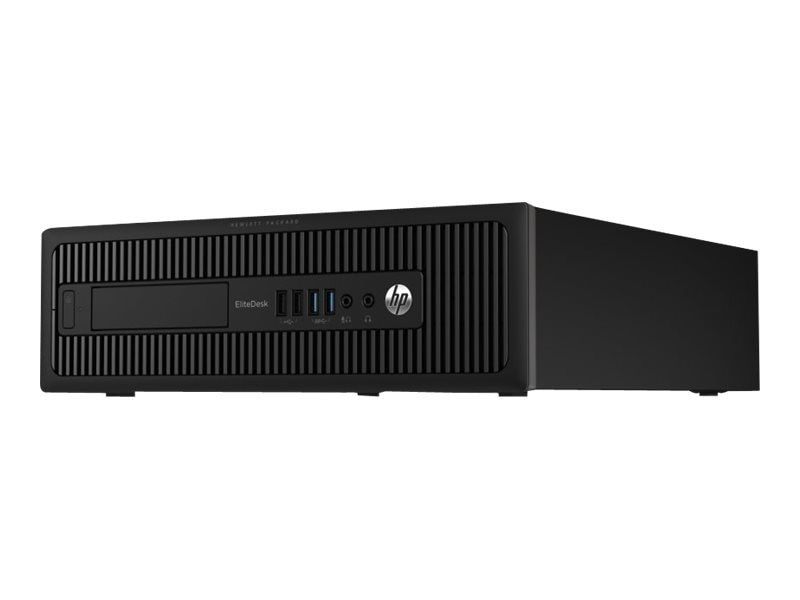 HP Smart Buy EliteDesk 800 G1 3.3GHz Core i5 4GB RAM 500GB hard drive, G5R50UT#ABA, 17403316, Desktops