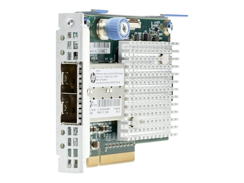 HPE Ethernet 10GB 2P 571FLR-SFP+ Adapter
