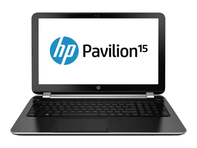HP Pavilion 15-N067NR : 1.7GHz A8 Series 15.6in display