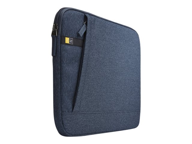 Case Logic Huxton 13.3 Laptop Sleeve, Blue, HUXS113BLUE, 30640009, Carrying Cases - Notebook