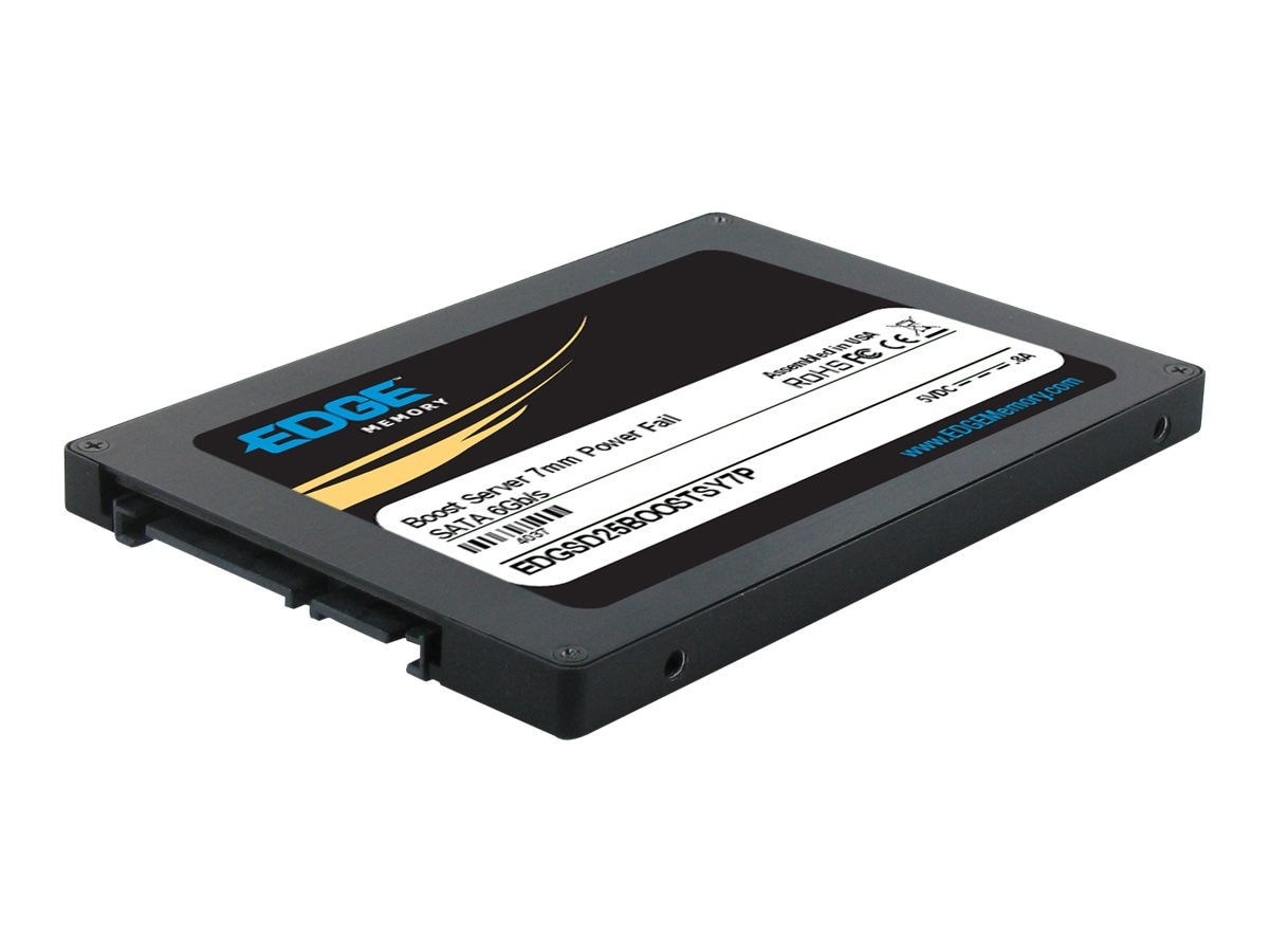 Edge 120GB Boost Server SATA 6Gb s 2.5 7mm Internal Solid State Drive