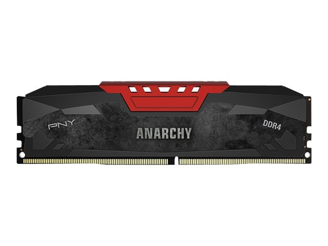 PNY 4GB PC4-19200 288-pin DDR4 SDRAM DIMM, MD4GSD4240015AR, 29830534, Memory