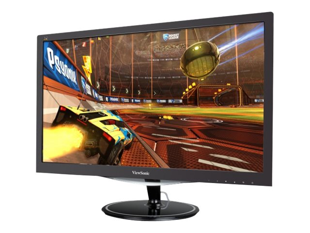 ViewSonic 21.5 VX2257-MHD Full HD LED-LCD Monitor, Black, VX2257-MHD