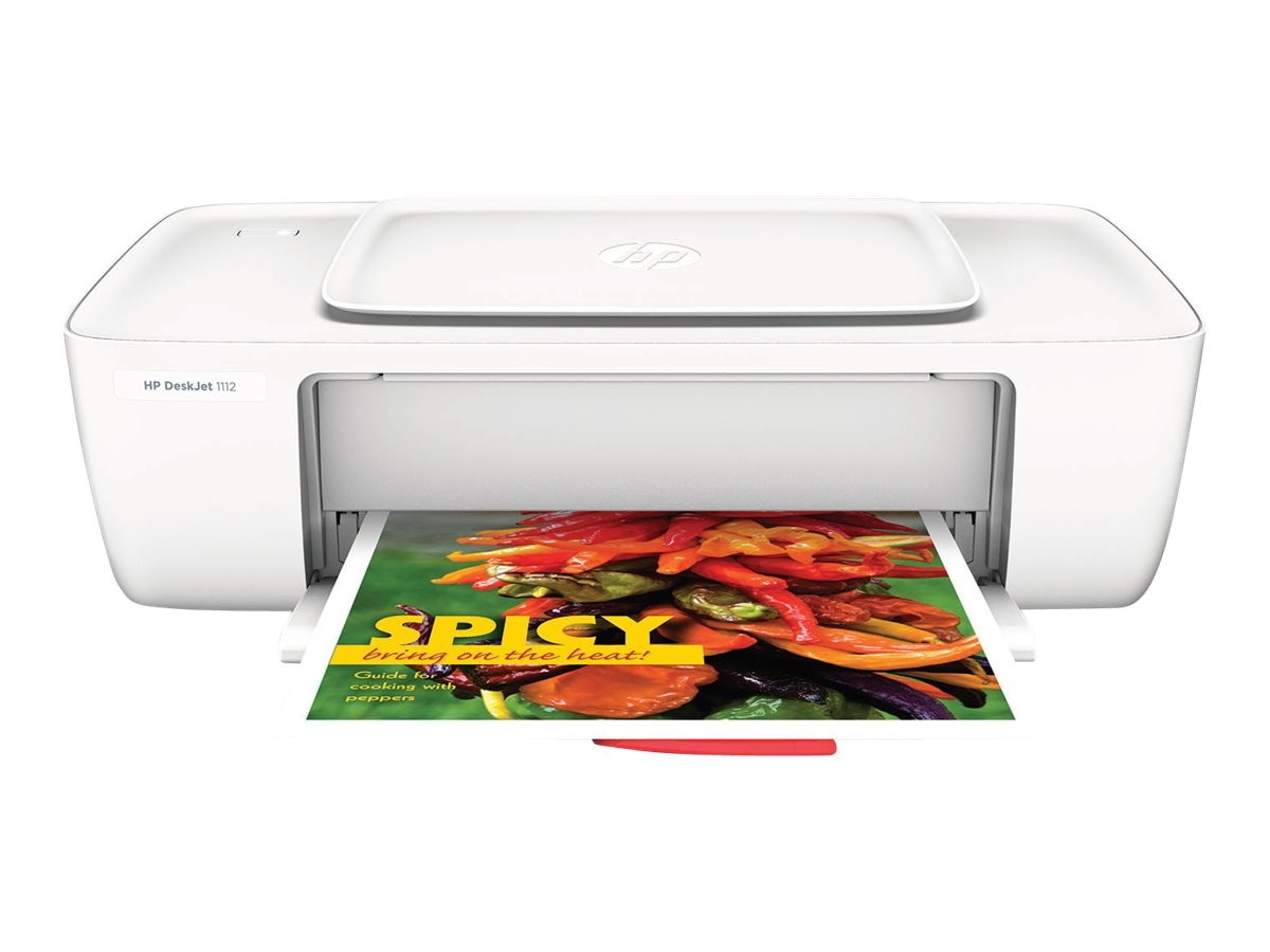 HP Deskjet 1112 Printer, F5S23A#B1H, 30550396, Printers - Ink-jet