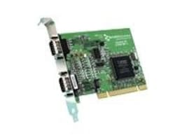 Brainboxes 1-Port RS232 + 1-Port RS422 485 PCI Serial Card with 1 Mega-Baud Data Rate, UC-357, 15251291, Controller Cards & I/O Boards