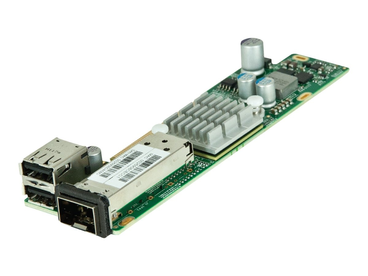 Supermicro 10 Gigabit PCI-E 2.0 Ethernet Adapter, AOC-CTG-I1S
