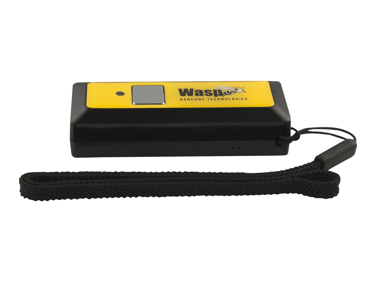 Wasp WWS100I Cordless Pocket Barcode Scanner w  USB Cable Pocket-SI, 633808920692