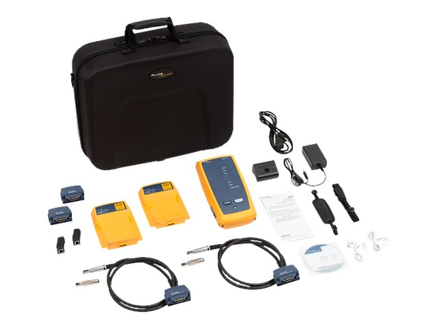 Fluke DSX-ADD 1GHZ DSX Cable Analyzer Modules Add On Kit w Remote, DSX-ADD-R