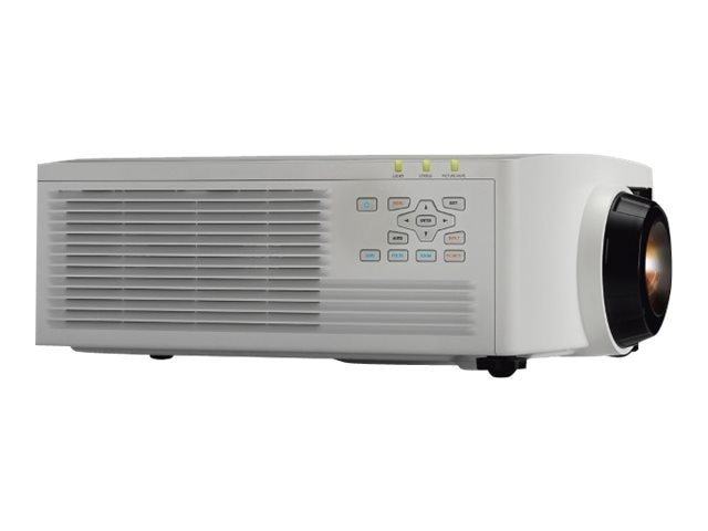 Christie DWU555-GS DLP Projector, 5400 Lumens, White, 140-007108-01