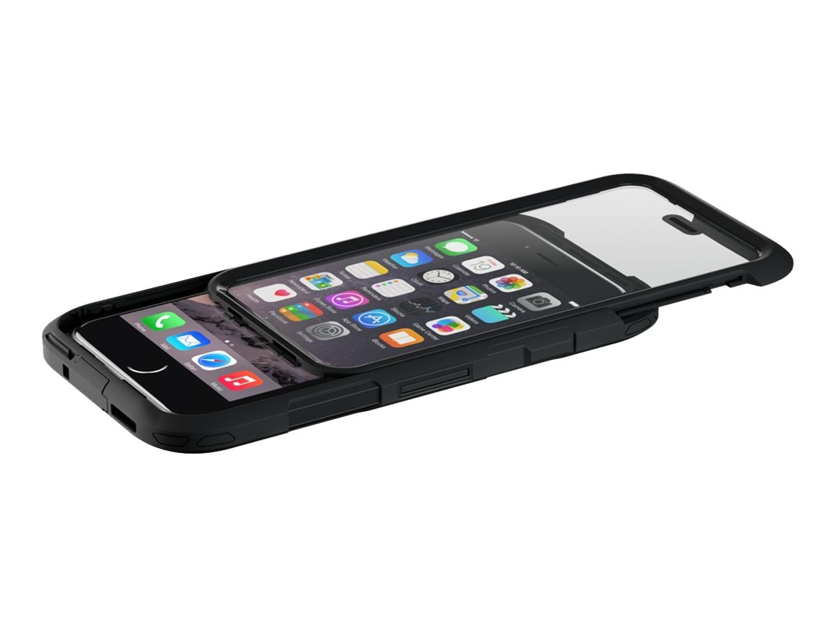 Griffin Survivor Summit for iPhone 6 Plus 6s Plus, Black