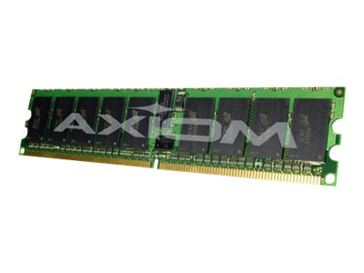 Axiom 16GB PC2-5300 240-pin DDR2 SDRAM RDIMM Kit, AX16492516/2, 14309615, Memory