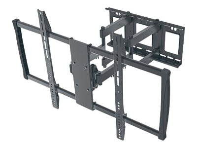 Manhattan Universal LCD Full-Motion Large-Screen Wall Mount for 60-100 Displays