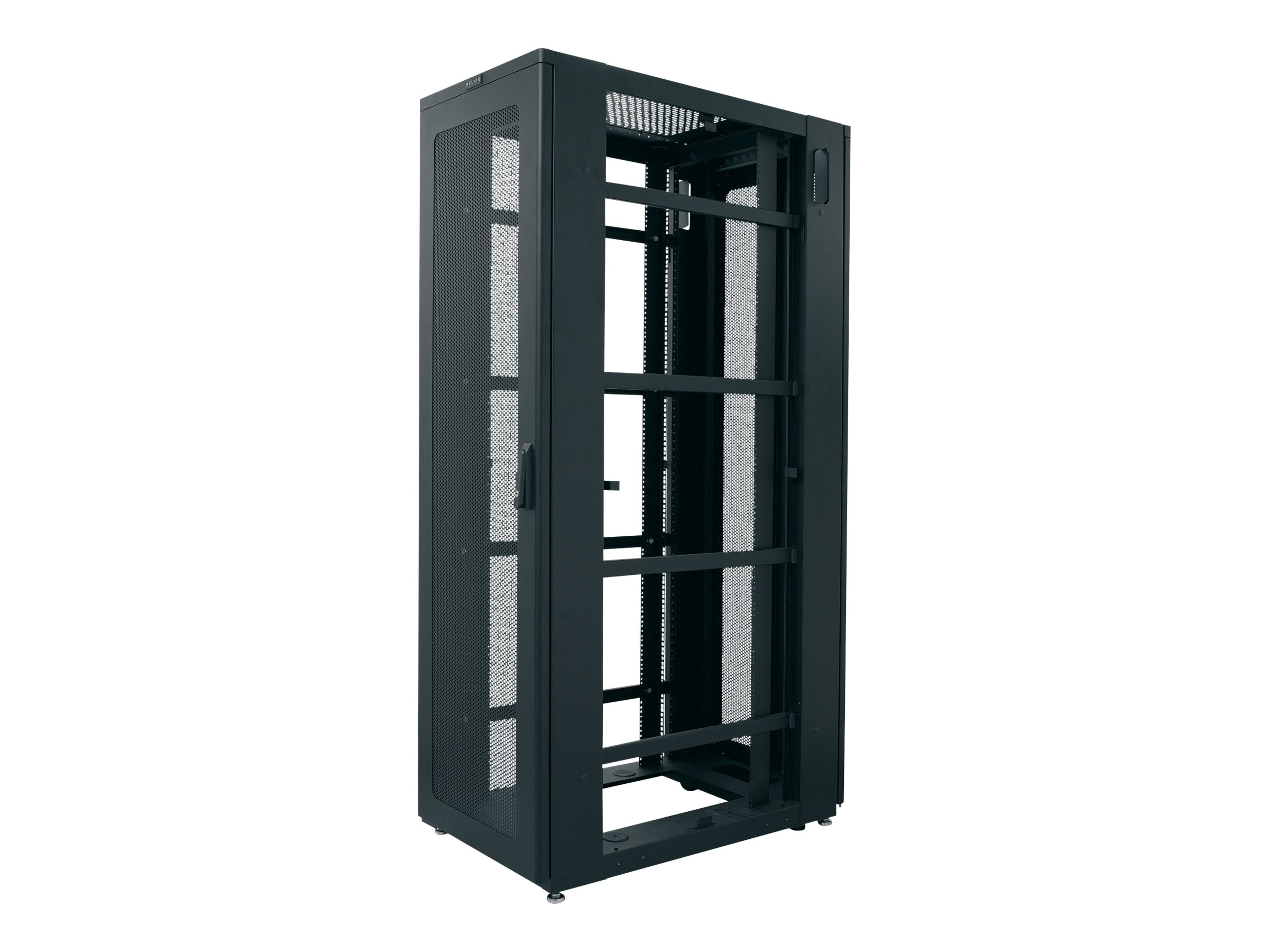Belkin 42U Premium Enclosure without Side Panels, RK1001, 5599833, Racks & Cabinets