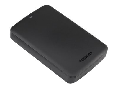 Toshiba 2TB Canvio Basics USB 3.0 Portable Hard Drive - Black
