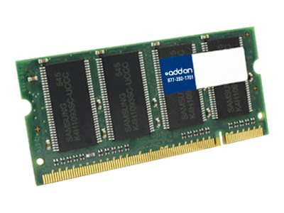 ACP-EP 1GB PC2700 200-pin DDR SDRAM SODIMM for Select Models, 5000735-AA