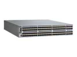 Brocade VDX 6940-144S 64-Port 10GbE SFP+ Switch w AC, Non-Port-Side Airflow, BR-VDX6940-64S-AC-F, 32096545, Network Switches