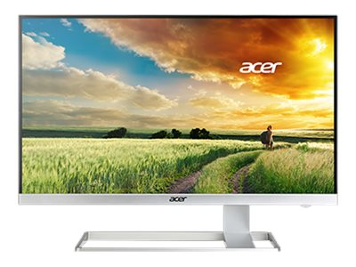 Acer 27 S277HK wmidpp 4K UHD LED-LCD Monitor, Gray, UM.HS7AA.001, 18448305, Monitors - LED-LCD