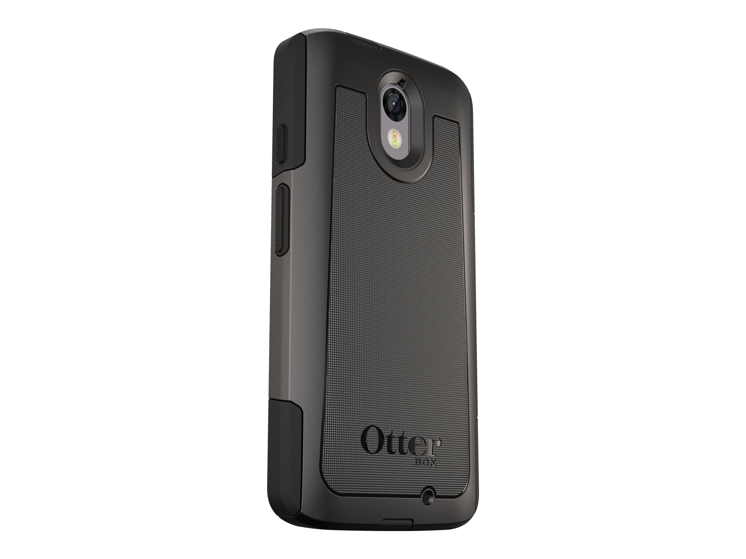 OtterBox Commuter Series Case for Motorola Droid Turbo 2, Black, 77-51927