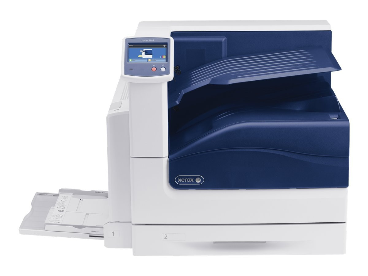 Xerox Phaser 7800 DN Tabloid Color Printer, 7800/DN