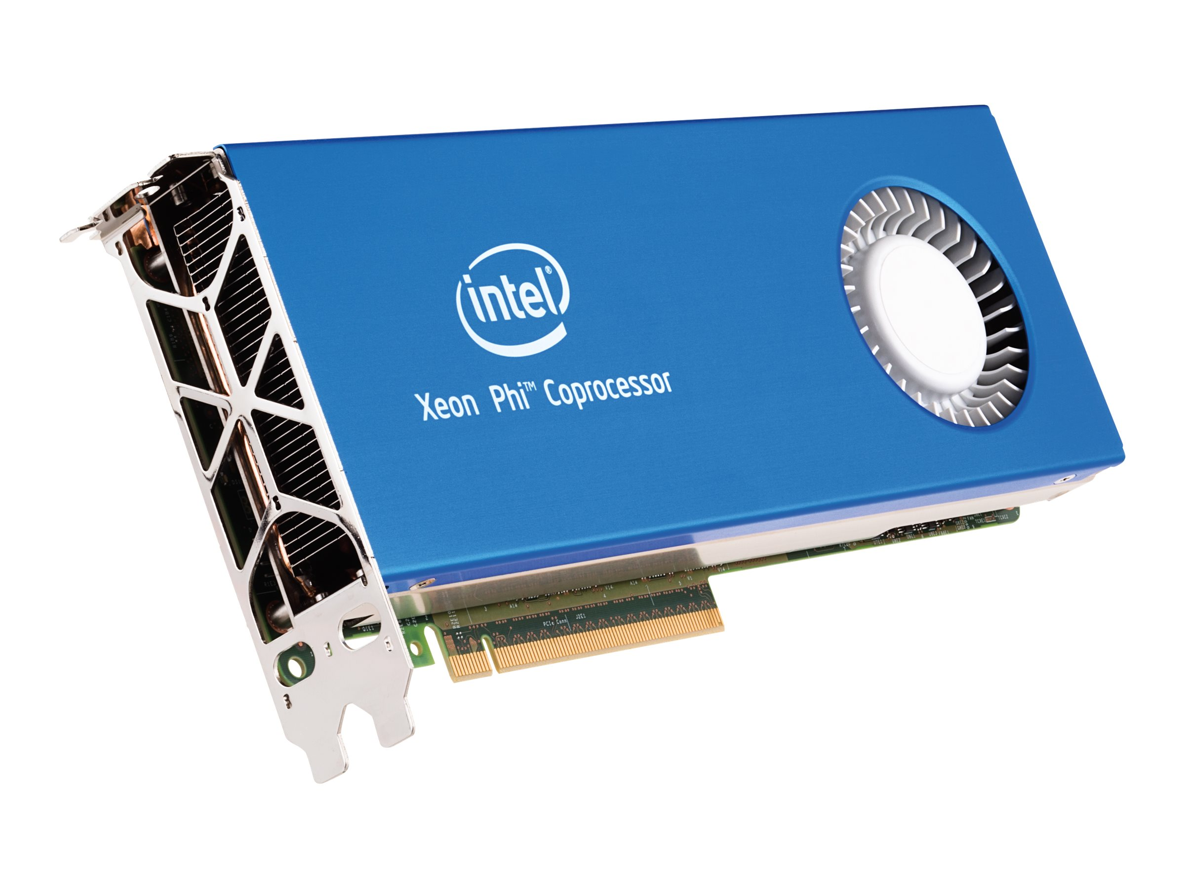 Intel Processor, Xeon Phi Coprocessor 61C 7120X 1.238GHz 30.5MB 300W, SC7120X, 16327438, Processor Upgrades