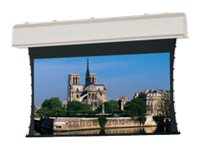Da-Lite Tensioned Large Advantage Deluxe Electrol Projection Screen, Dual Vision, 4:3, 270, 36900, 14744852, Projector Screens