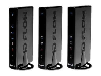 Peerless PeerAir Pro Wireless AV Multi-Display System with (2) Receivers