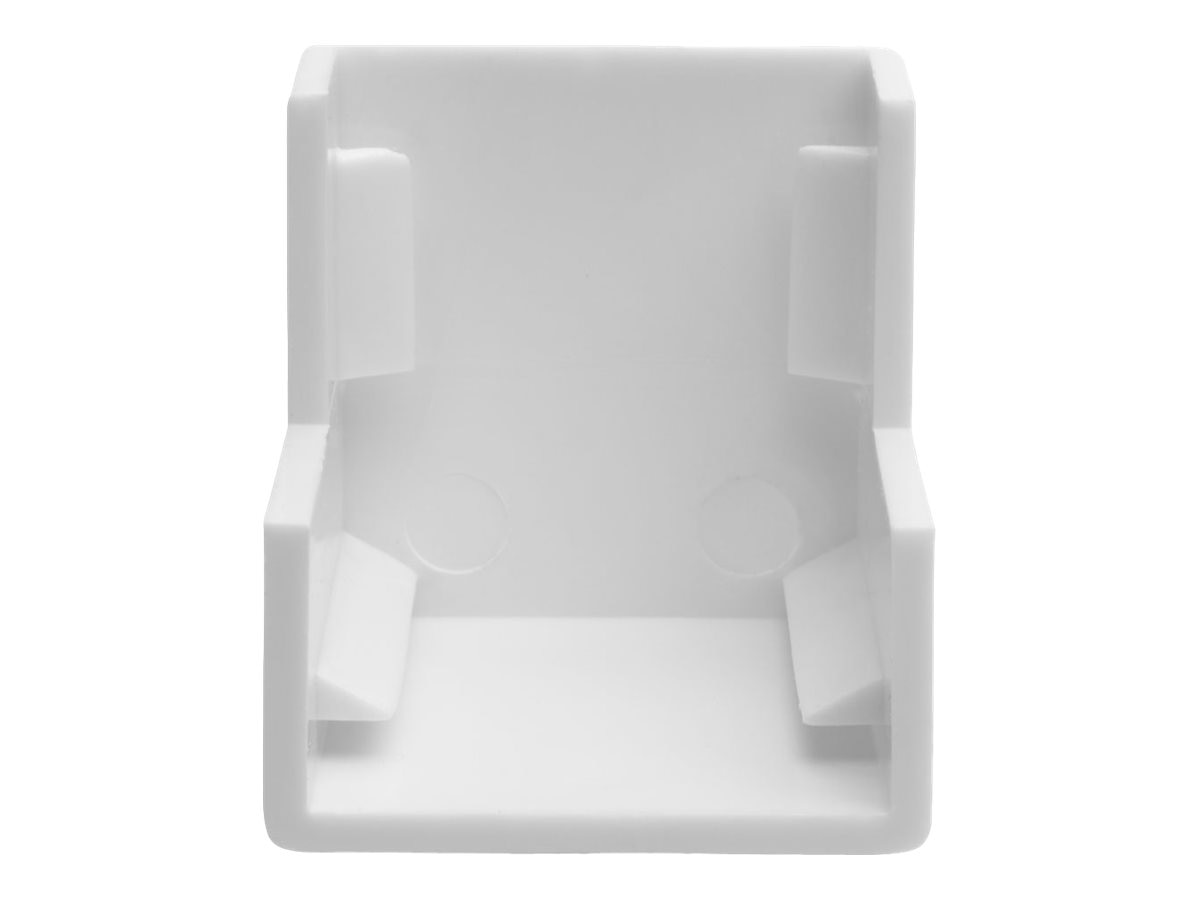 Tripp Lite Raceway Outside Corner Connector, White, 20-Pack, N080-C25-OC-WH