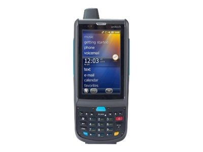 Unitech PA690 UMPC 3.8 WVGA LCD, 1D Laser Scanner, 5MP Camera
