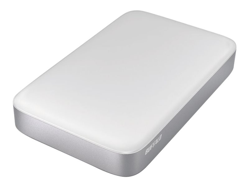 BUFFALO 2TB MiniStation Thunderbolt Portable Hard Drive, HD-PA2.0TU3, 17599435, Hard Drives - External