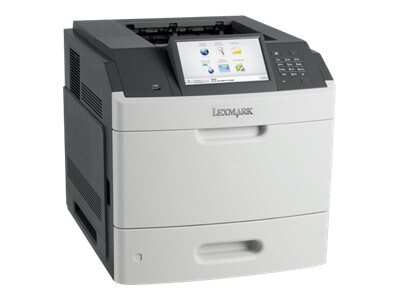 Lexmark MS812de Monochrome Laser Printer - HV (TAA & Schedule 70 Compliant), 40GT360