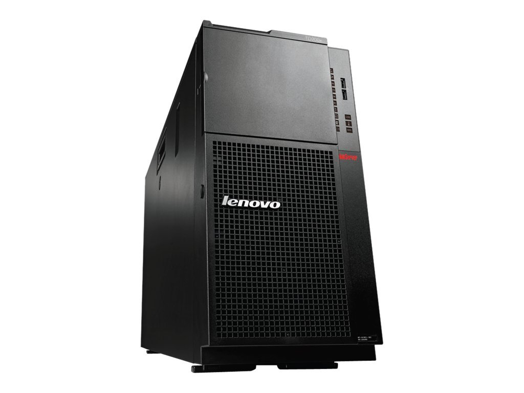 Lenovo Topseller ThinkServer TD200x Intel 2.4GHz Xeon, 382242U, 10045587, Servers