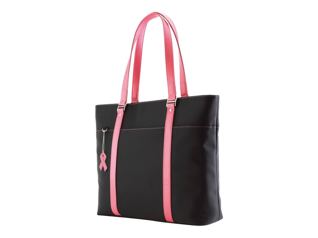 Mobile Edge Ladies Komen Black Tote, METXK1, 6068508, Carrying Cases - Notebook