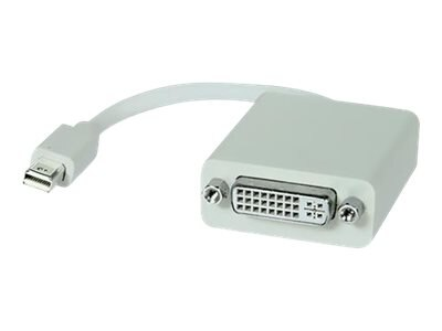 Comprehensive DisplayPort to DVI (M-F) Active Cable, 8in