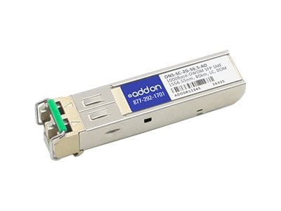 ACP-EP OC-48 STM-16 DWDM SFP SMF  For Cisco 1556.55NM 80KM LC 100  COMP