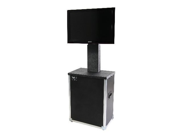 Jelco ELU-32MK RotoLift Mini Kiosk for 26 to 32 Flat Screen Displays, ELU-32MK, 17234372, Carrying Cases - Other