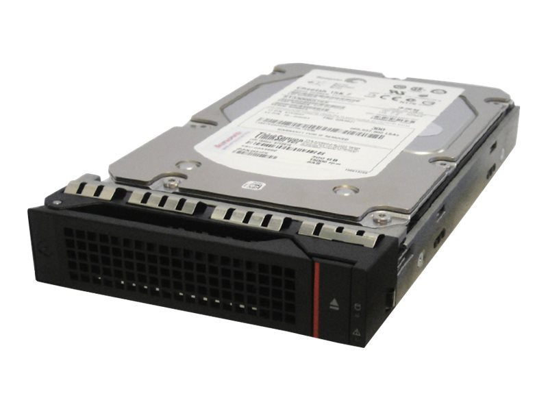 Open Box Lenovo 1TB ThinkServer SAS 6Gb s 7.2K RPM 3.5 Hot Swap Hard Drive, 0C19530, 18493392, Hard Drives - Internal