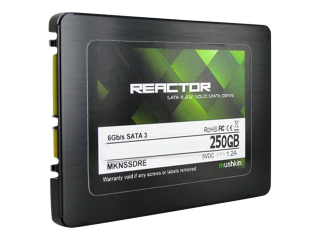 Mushkin 250GB Mushkin Reactor Solid State Drive, MKNSSDRE250GB