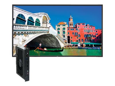 NEC 42 V423 Full HD LED-LCD Display with Single Board Computer, Black, V423-PC2