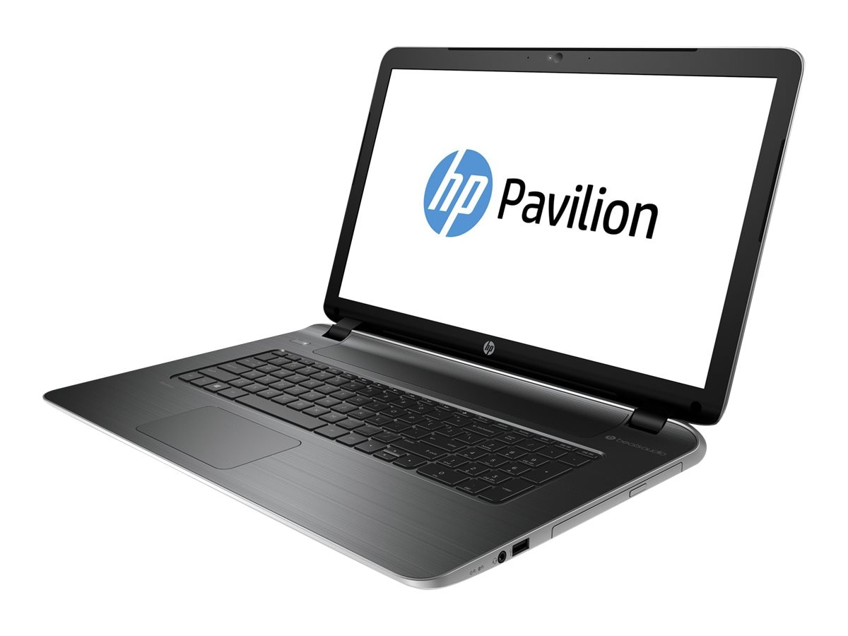 HP Pavilion 17-f021ds : 2.0GHz A8 Series 17.3in display, J6U80UA#ABA