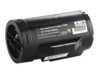 Dell 6000-page Black High Yield Toner Cartridge for H815dw, S2810dn & S2815dn Printer (593-BBMF)
