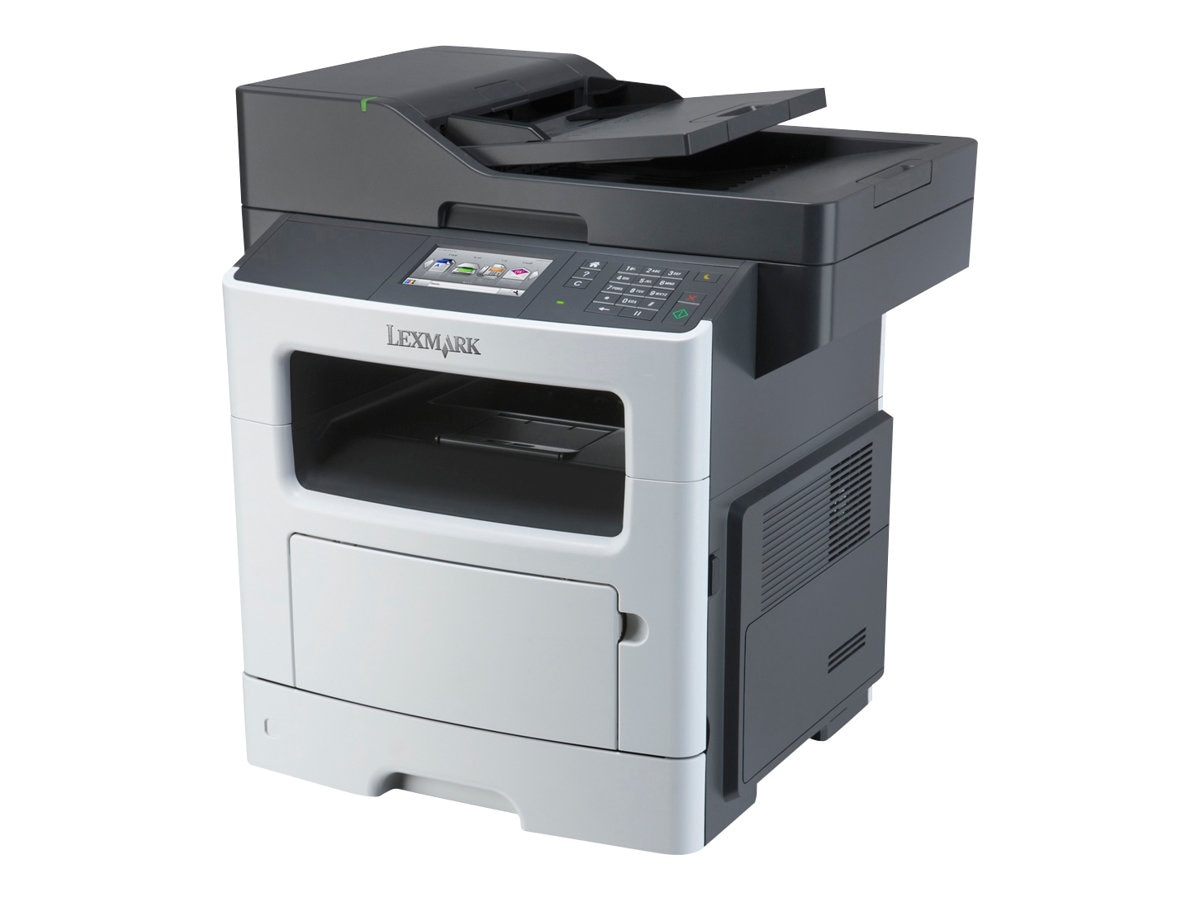 Lexmark MX511de Monochrome Laser MFP - HV w  CAC Enablment & 4-Year Onsite Repair (TAA Compliant), 35ST264