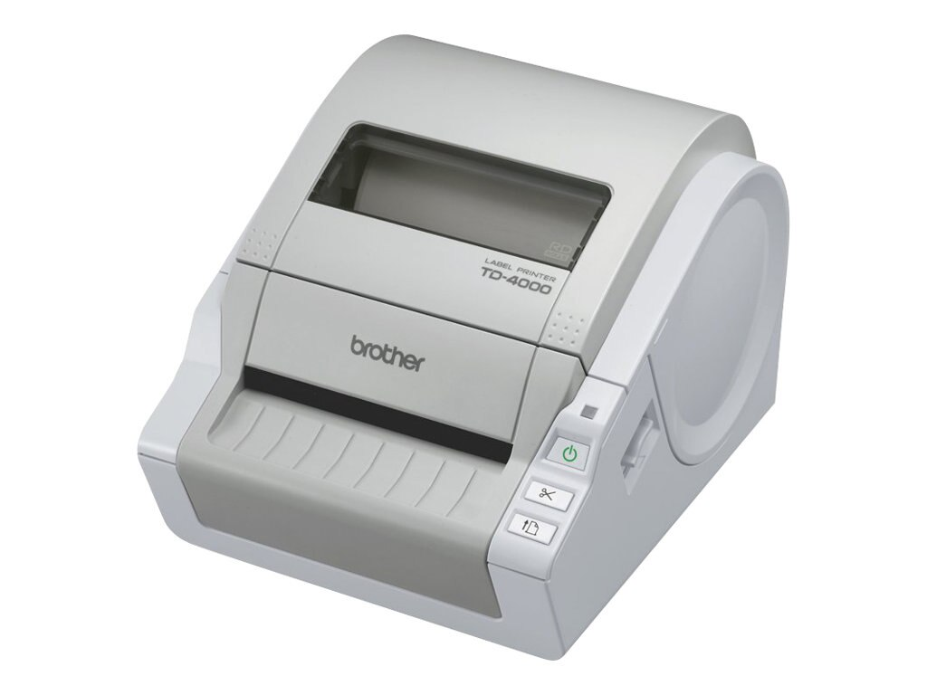 Brother TD-4000 Desktop Bar Code Printer
