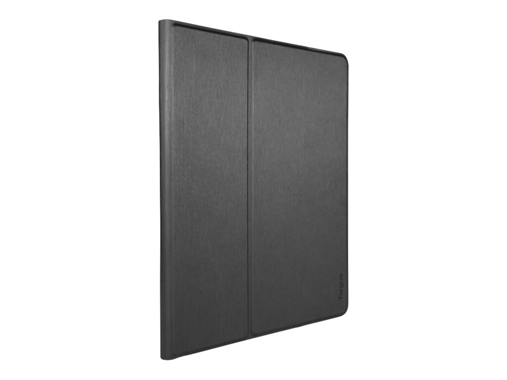 Targus Custom Fit 360-degrees 9.7 iPad Air 2, Black, THZ536US, 18016705, Carrying Cases - Tablets & eReaders