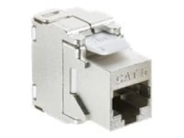Leviton Shielded Cat6 Snap-in Jack, 6S180-SH6, 8232092, Premise Wiring Equipment