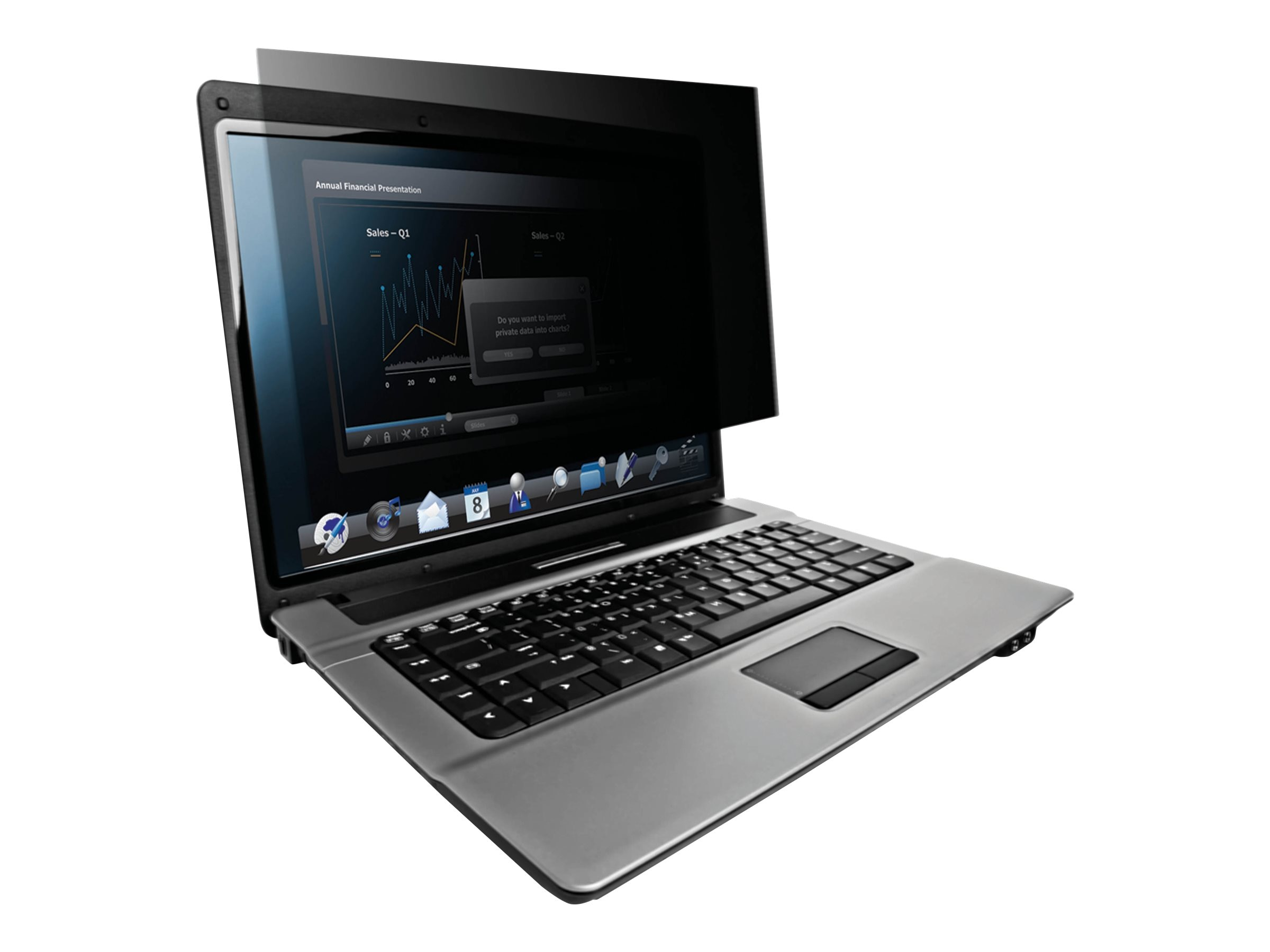 3M Privacy Filter for 13.3-inch Widscreen Notebook