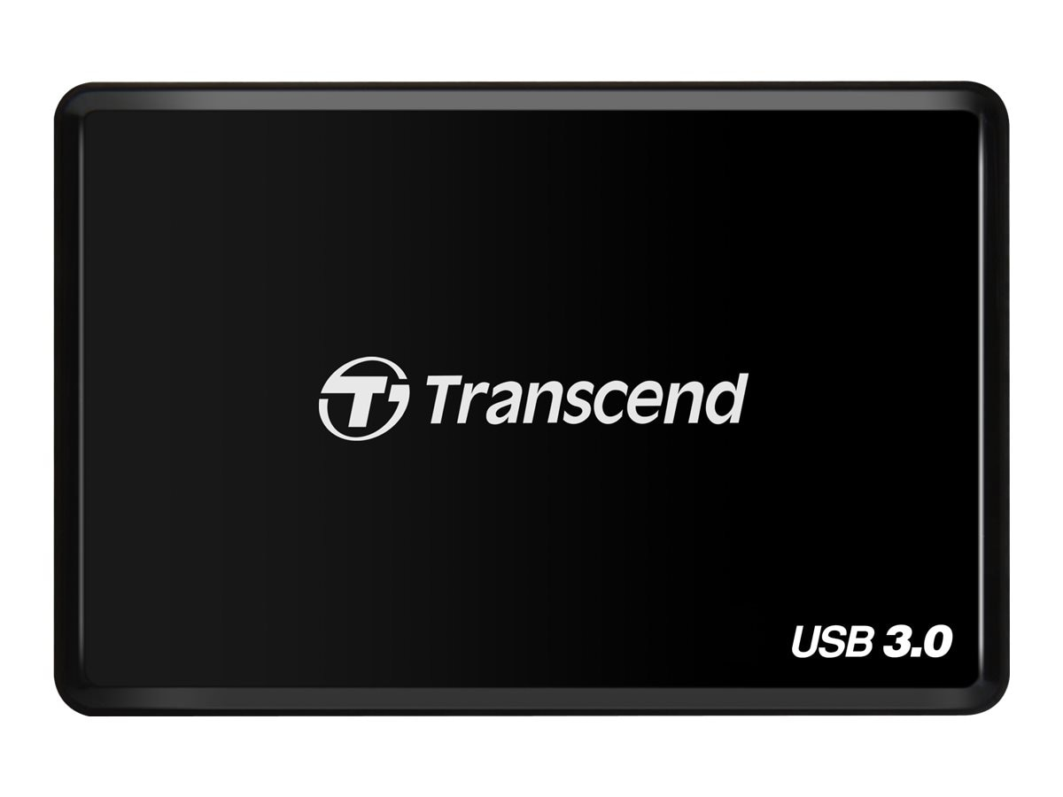 Transcend USB 3.0 All-In-One Multi Card Reader, TS-RDF8K